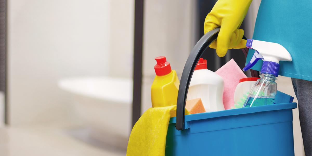 Pagalba jums švaros priežiūros, bei valymo darbuose